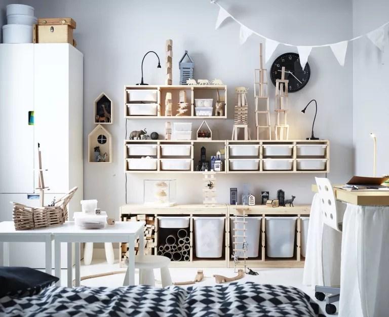 Ikea Trofast storage system