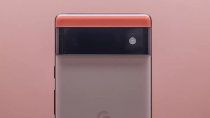 A photo of the Google Pixel 6 Pro