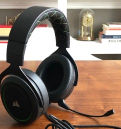 corsair hs50 stereo gaming headset review [ 1920 x 823 Pixel ]