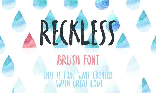 Free fonts Tracks