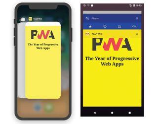 Progressive web apps: content