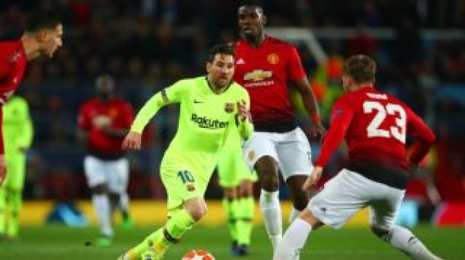 barcelona vs manchester united live stream champions league football