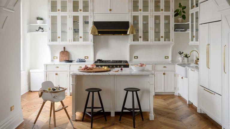 cool kitchen island ideas livingetc