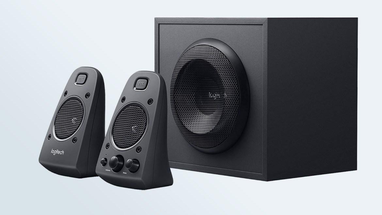 Best computer speakers: Logitech Z625