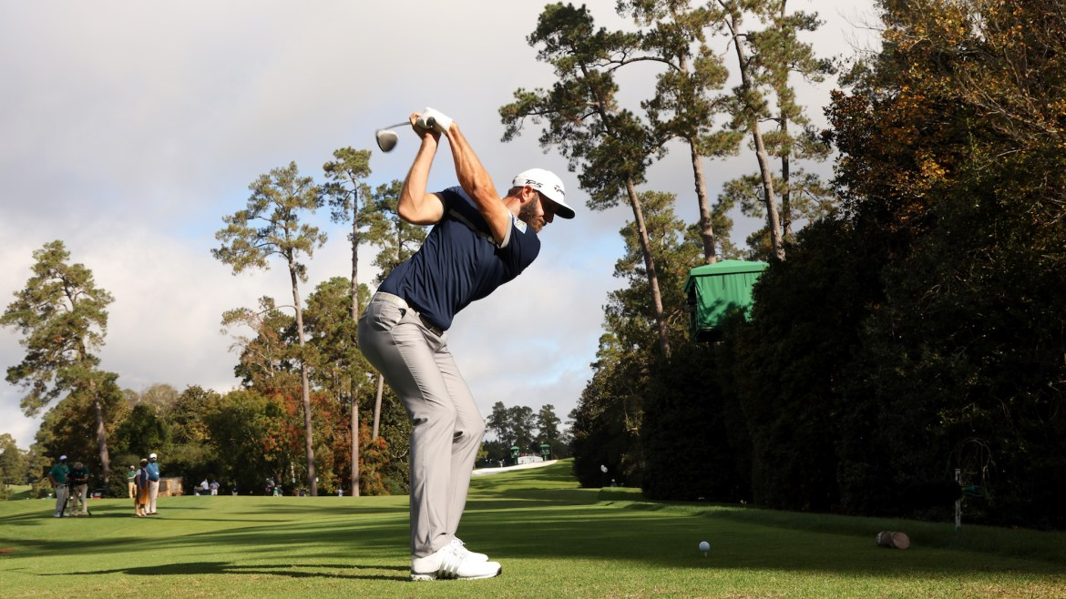 How to watch the Masters 2021: dustin johnson