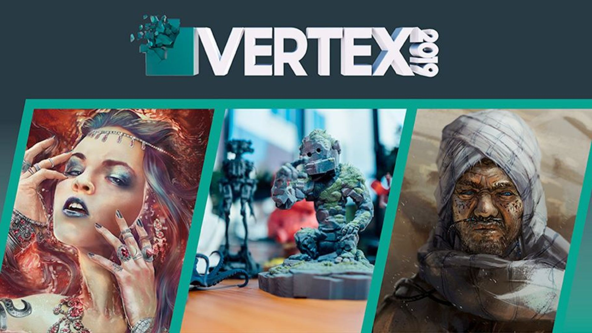 Calling all artists: Join us at Vertex 2019