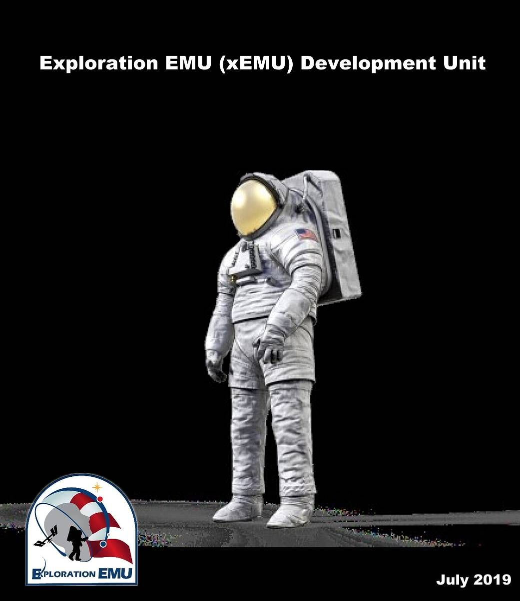 Nasa Wants To Test New Moon Spacesuits On The Space
