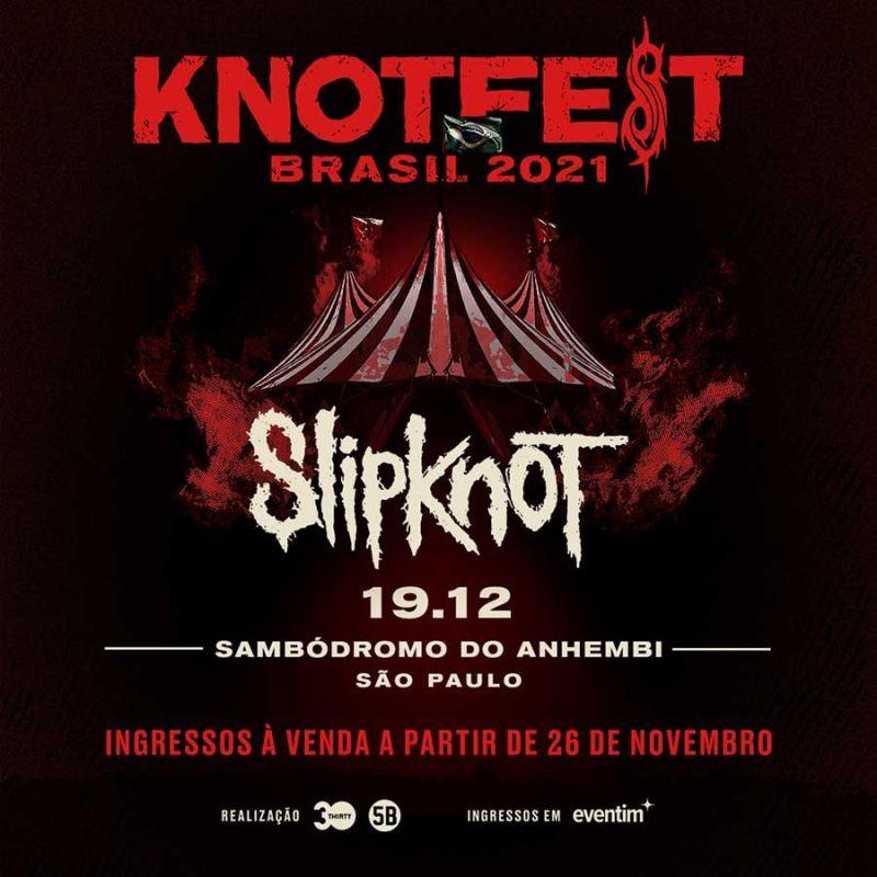 Slipknot are bringing Knotfest to Brazil | Louder