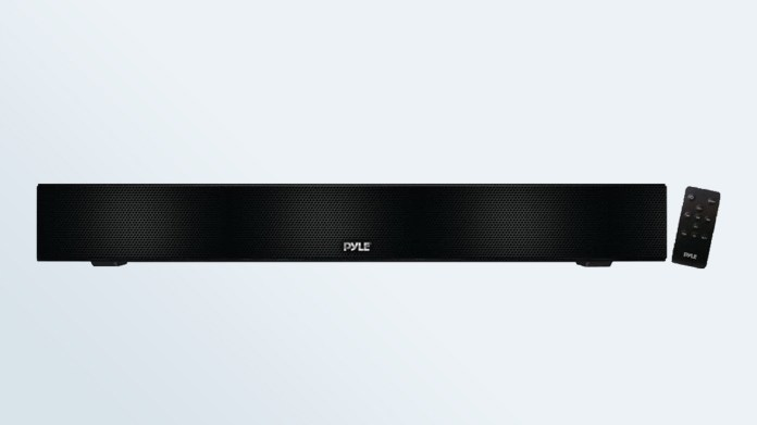 Best cheap soundbars: Pyle PSBV600BT