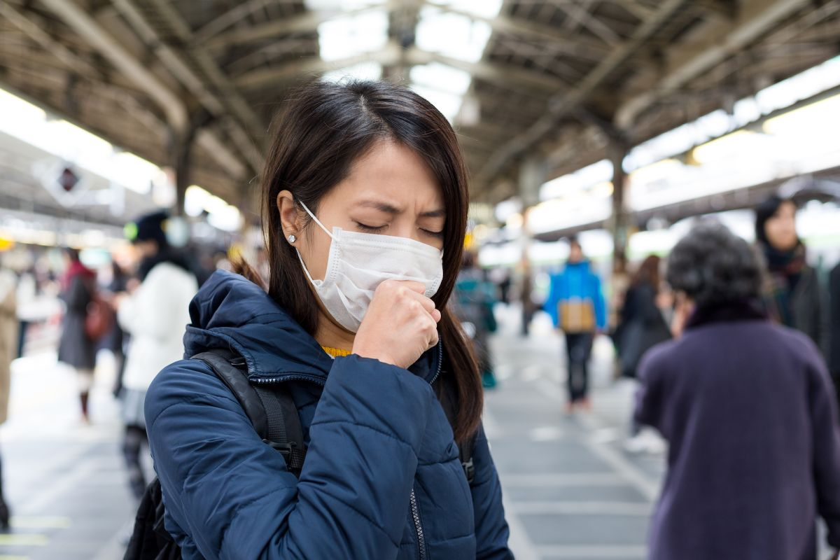 Can wearing a face mask protect you from the new coronavirus ...