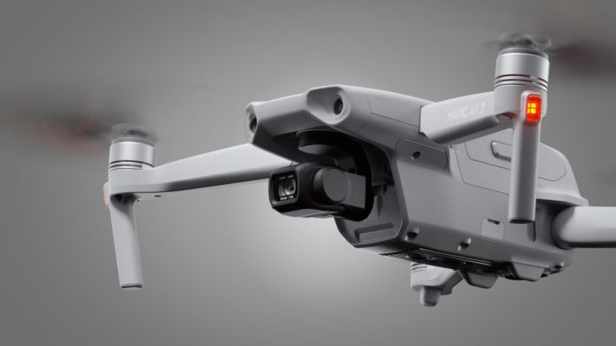 DJI Air 2S makes surprise appearance in Best Buy ahead of official launch