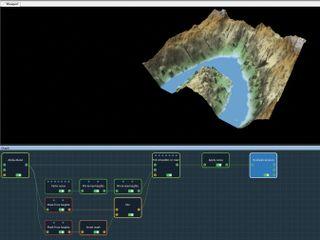 Instant Terra: Simulate erosion