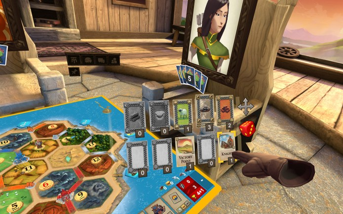 best VR games: Catan VR