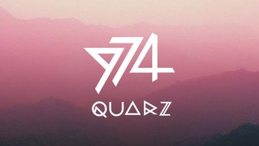 Fun fonts: Quarz 974