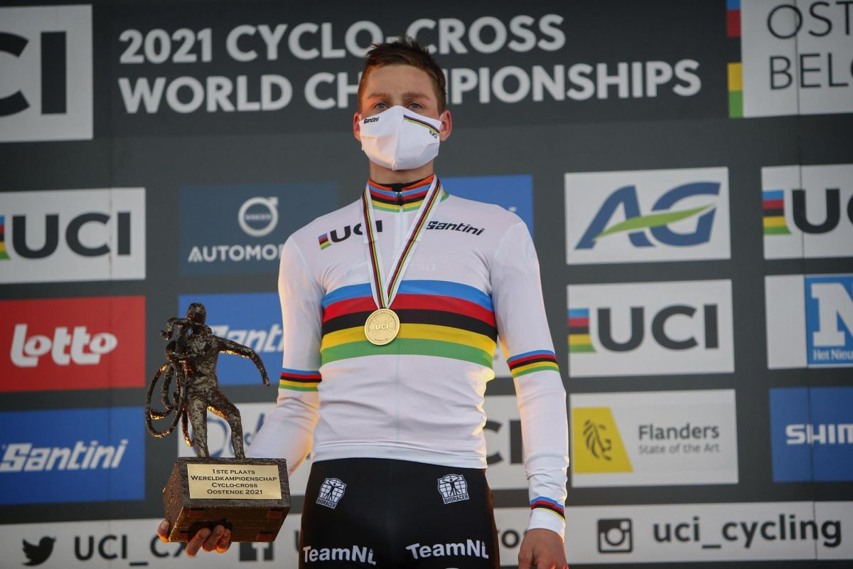 cyclo cross world championships van