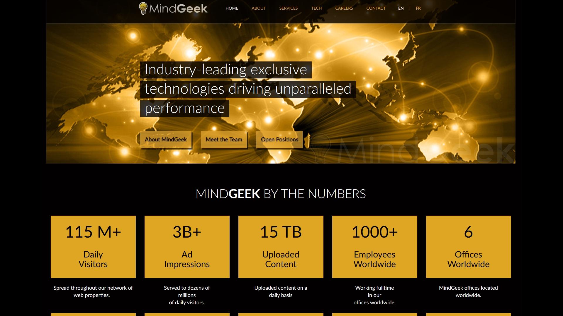 Mindgeek owns the internet's biggest porn sites including PornHub, RedTube and YouPorn