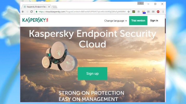 Kaspersky Endpoint Security Cloud 4.0