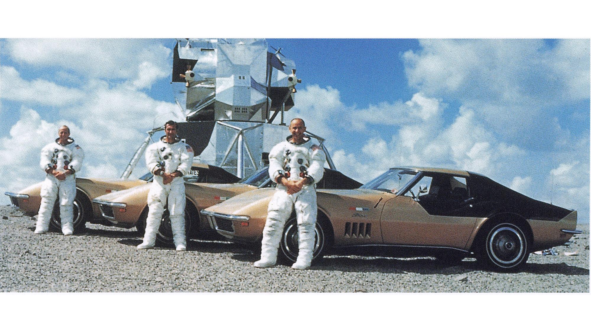 apollo astronauts and fast
