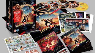 Flash Gordon 40th anniversary box set
