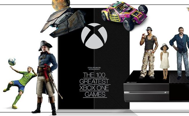 Out Now In Australia The 100 Greatest Xbox One Games