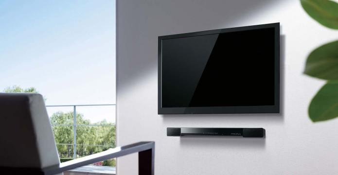TV buying guide - soundbars