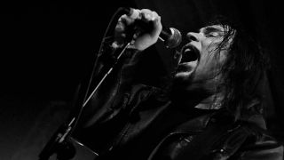 a shot of monster magnet on stage