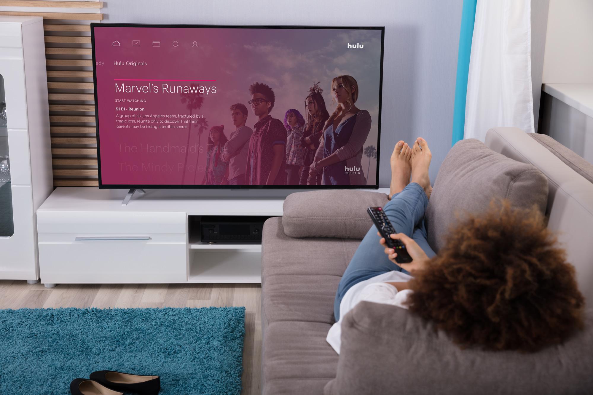 Best streaming service: Hulu