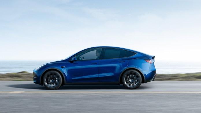 Tesla Model Y: price