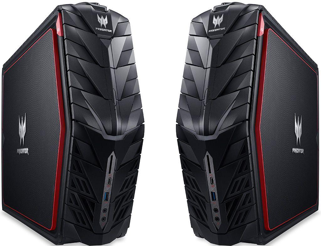 Acer Feeds GeForce GTX 1080 To VR Ready Predator G1 Gaming