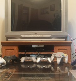 how i hooked up nine classic consoles to my tv and you can too gamesradar  [ 1280 x 720 Pixel ]