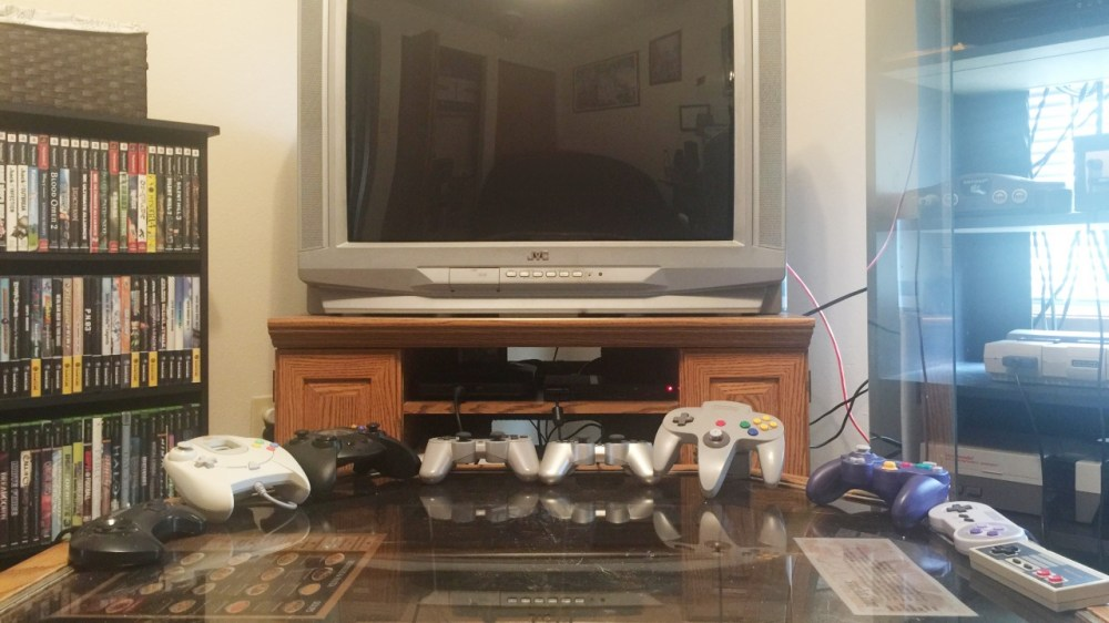 medium resolution of how i hooked up nine classic consoles to my tv and you can too gamesradar