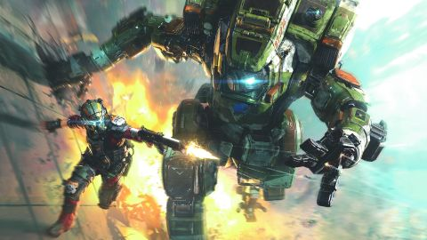 Never Fall In Love Wallpaper Titanfall 2 Review The Campaign S Craft And Creativity