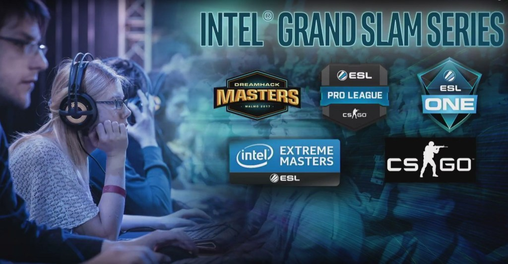 Image result for Intel E3 2017 ESL