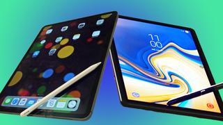 Ipad Pro 129 2018 Vs Samsung Galaxy Tab S4 Whats The