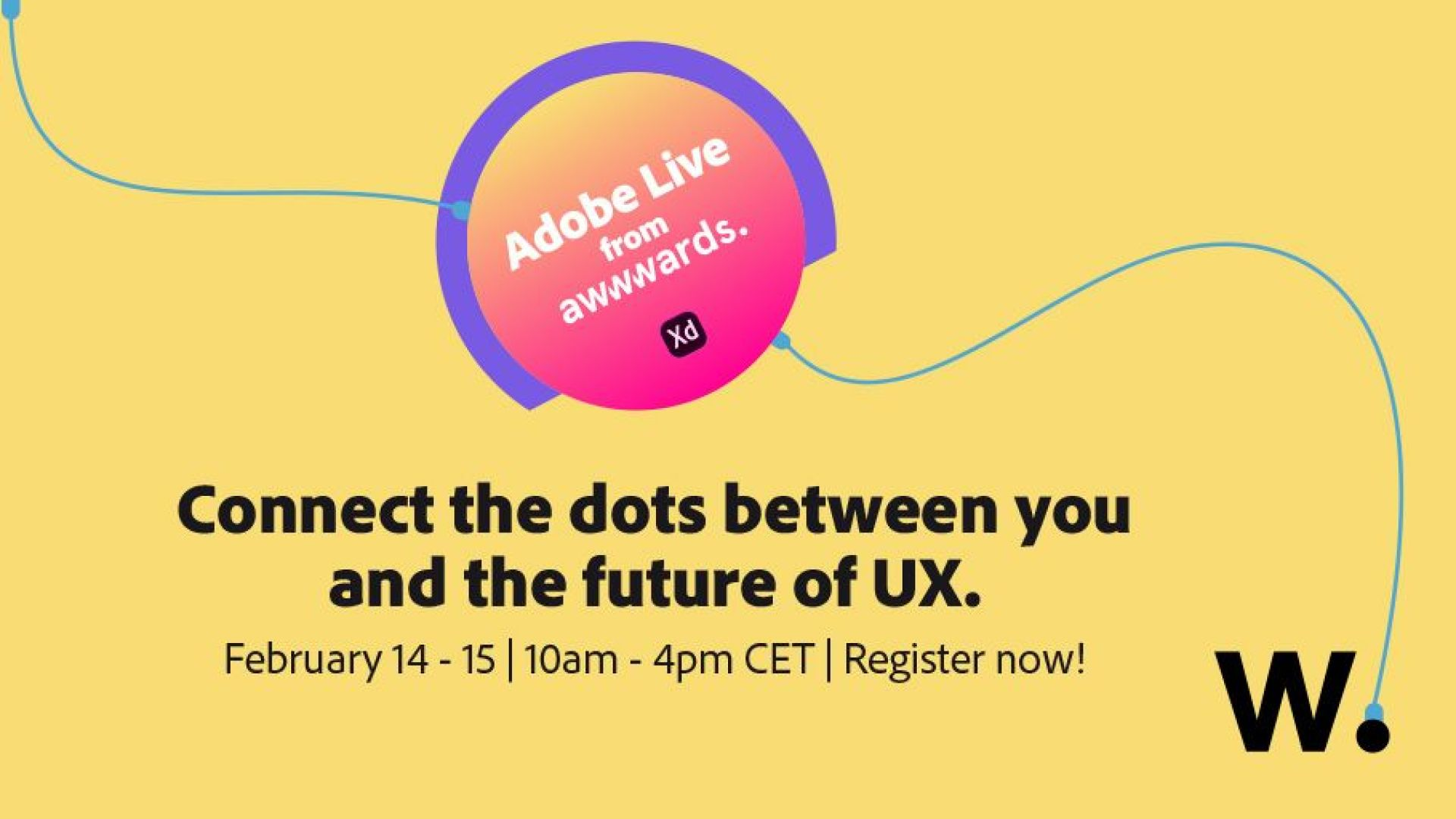 The future of UX: Adobe livestream from Awwwards