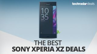 The best Sony Xperia XZ deals