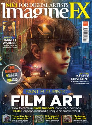 Break into the film industry with the latest issue of ImagineFX  Creative Bloq