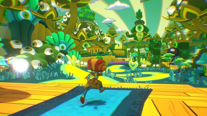 Psychonauts 2 review   Tom's Guide