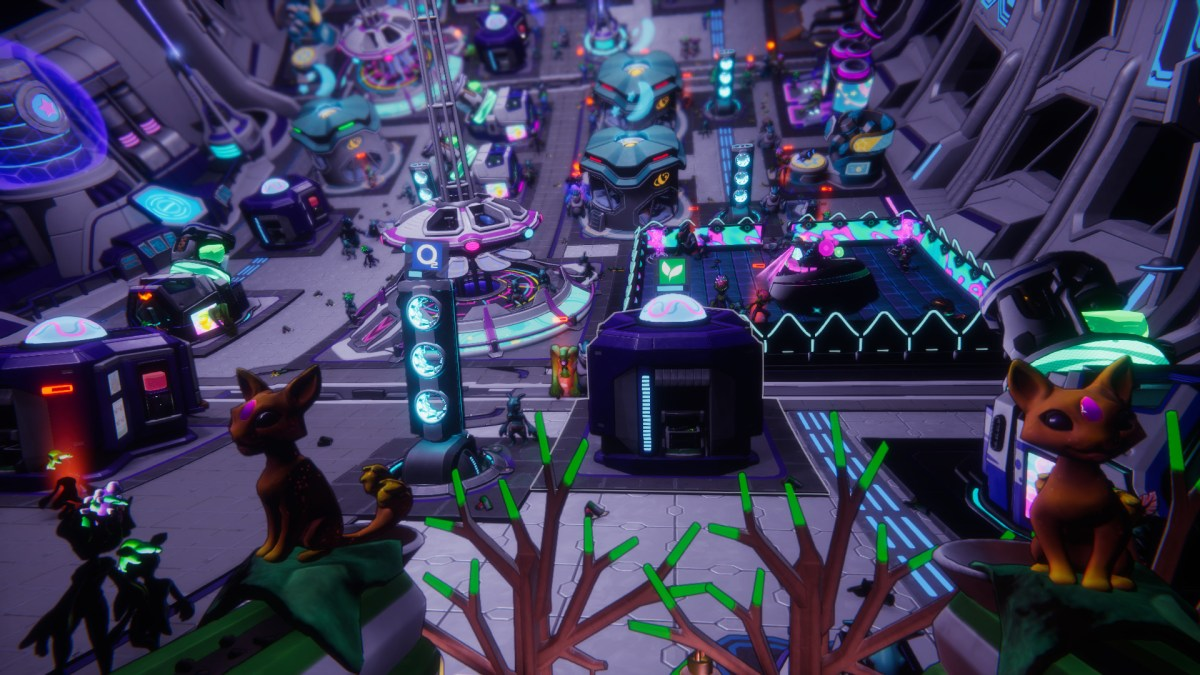 Run a space station in Spacebase Startopia, coming October 23 | PC ...