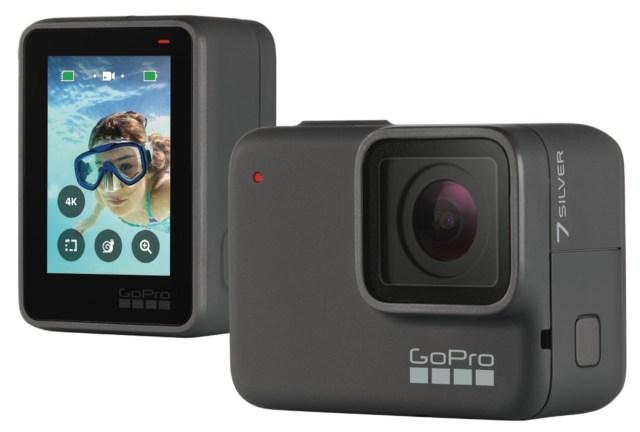 GoPro Hero 7 Silver prices deals