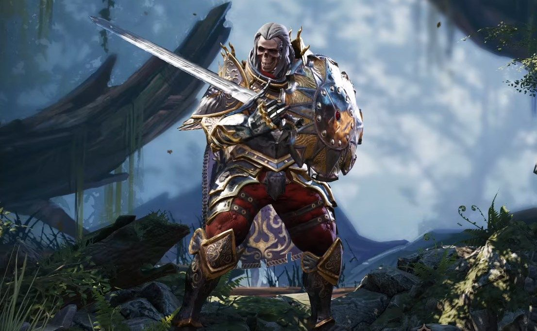 Divinity Original Sin 2 video reveals playable undead and