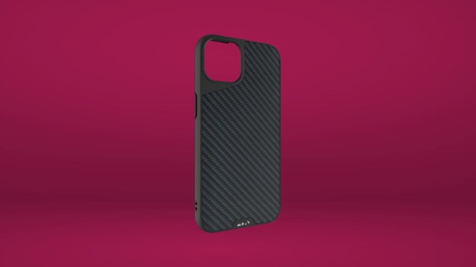 mous magsafe Compatible Aramid Fibre Phone Case is the best iphone 13 pro max case