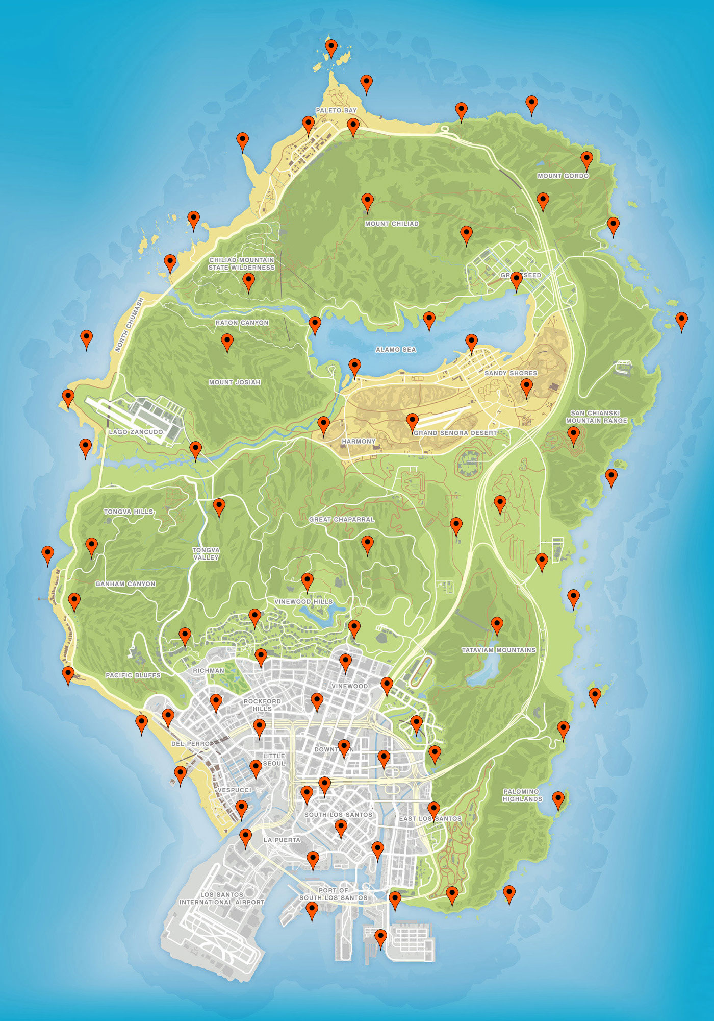Gta Peyote Locations : peyote, locations, Online, Peyote, Plants:, Animal, Cause, Absolute, Mayhem, GamesRadar+