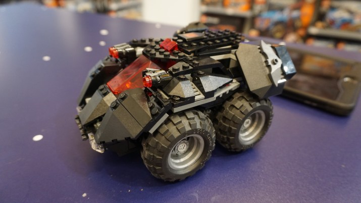 Lego DC Comics Super Heroes App Controlled Batmobile