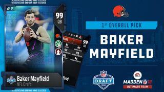 Madden 19 Teams 2018s NFL Draft GamesRadar