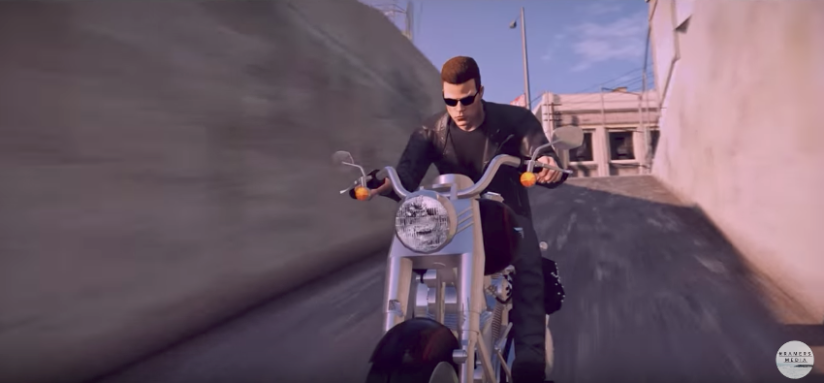 Image result for Someone has remade the entirety of Terminator 2 in GTA 5