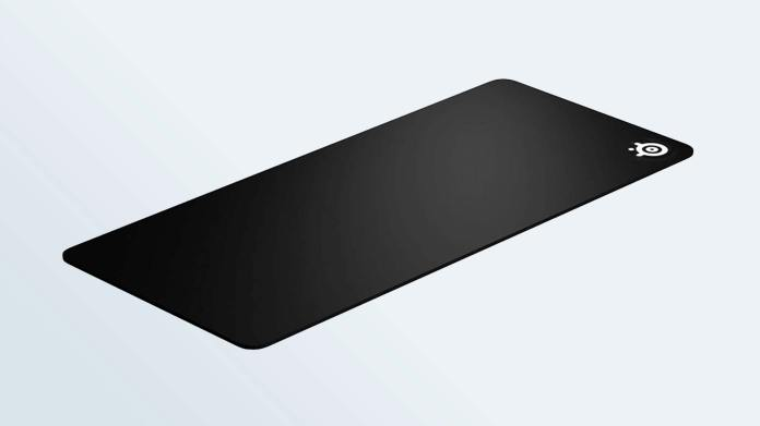 best gaming mouse pad: SteelSeries QcK Heavy XXL