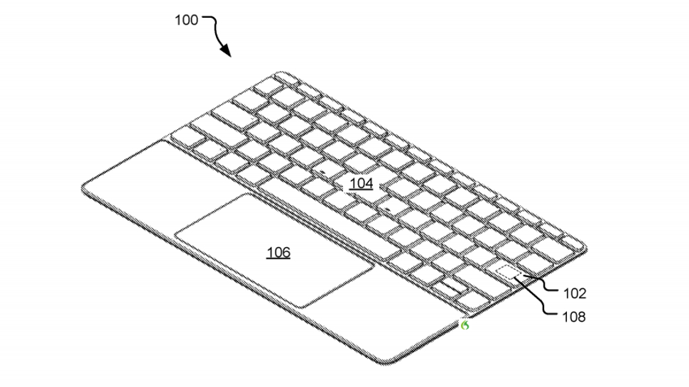 Surface keyboard could be slimmed down using haptic