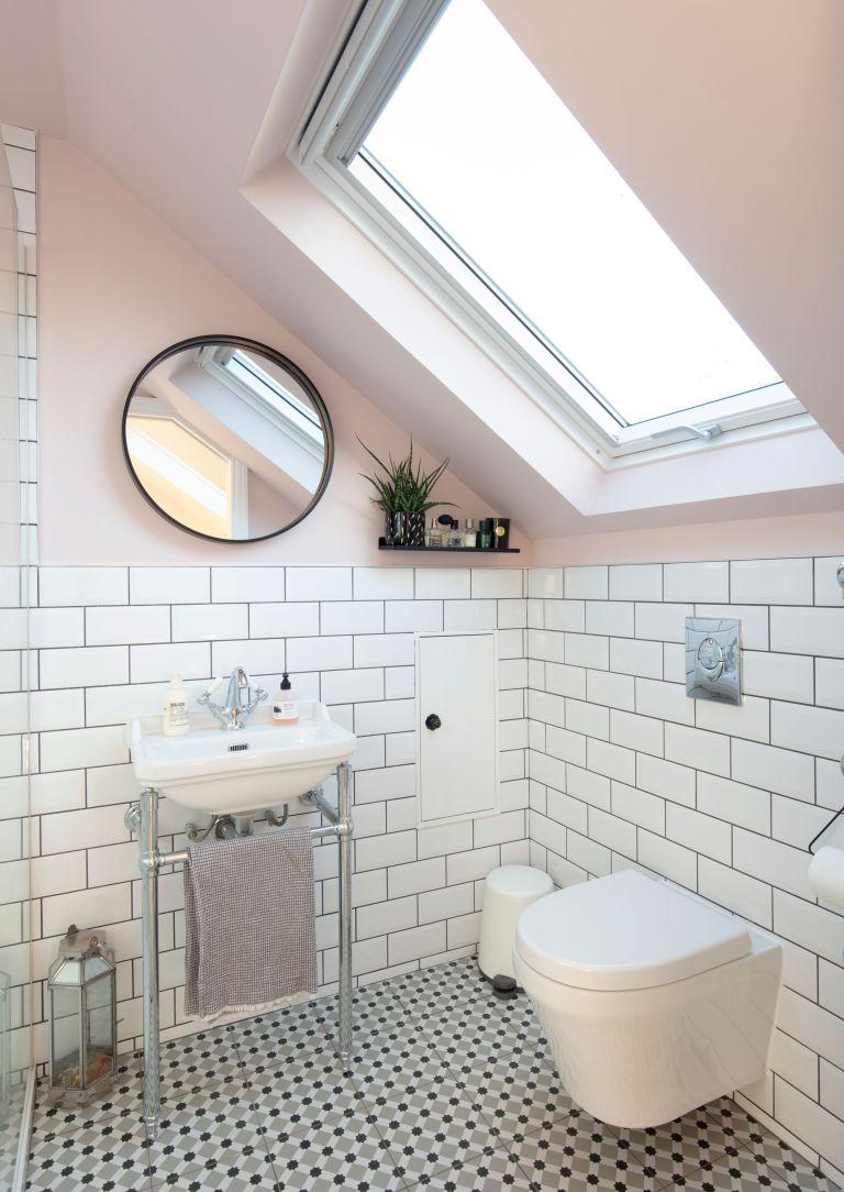 Small Bathroom Design Ideas 16 Ways To Make A Small Bathroom Feel Bigger Real Homes