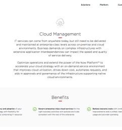 servicenow cloud management [ 1920 x 1080 Pixel ]
